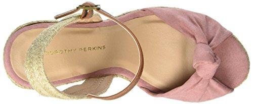 Sandálias Dorothy Platform Senhoras pink Robyn Perkins Rosa wHFw6Uzqv