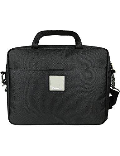 Bench, Borsa per laptop Broadfield Nero (Jetblack)