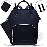 Best Baby Backpack Diaper Bags - Diaper Bag Baby Changing Backpack | MIMINOBABY | Review