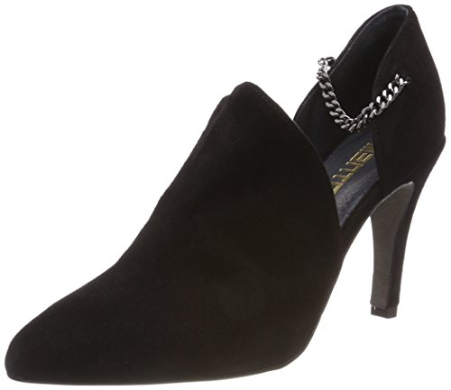 Mentore Damen Pump Pumps Schwarz (nero)