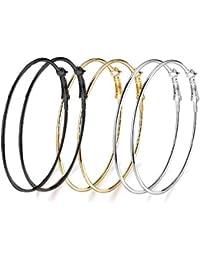 YouBella Jewellery Earrings for women stylish Latest Design hoop Earrings for Girls and Women