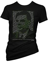 Geek Alan Turing Intelligent Computer Girly T-Shirt