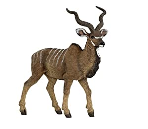 Papo- Figura Antilope kudu 13X7X14CM, (2050104)