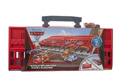 Cars - Multilanzador Carreras Grand Prix (Mattel) de Mattel