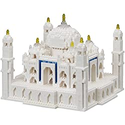 nanoblock-nanoblock-nb-032-advanced Hobby Series Taj Mahal Deluxe Edition Juguete, nb-032