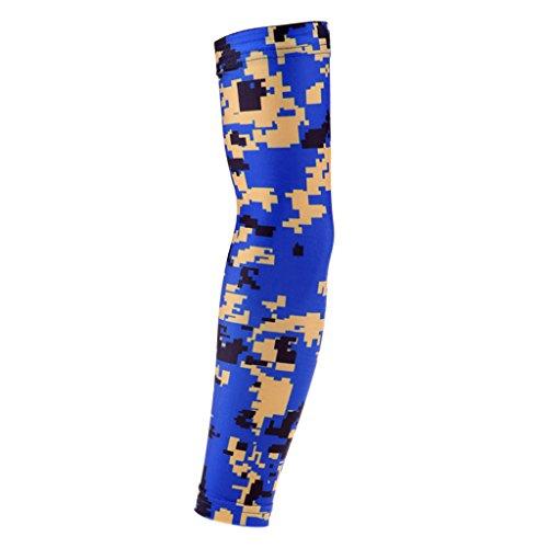 Sharplace Armlinge UV Schutz Radsport Arm Ärmel Sleeve Armstulpe für Erwachsene und Kinder - YS