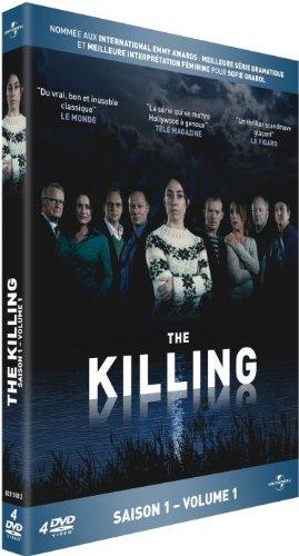 The Killing. Saison 1 volume 1 | Sveistrup, Soren