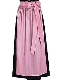 Damen Stützle Dirndl-Schürze rosa 'Roswitha', rosa,