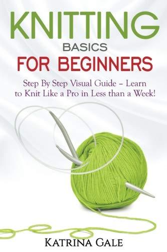 Knitting Basics Beginners Visual Guide