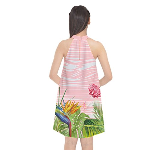 CowCow - Canotta -  donna Pink & Green