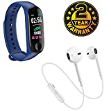 Markbiz M3 Plus Waterproof Smart Band Heart Rate Monitor Fitness Activity Tracker