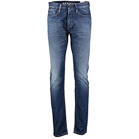 Denham Razor ri2 Slim Fit Blau