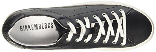 Bikkembergs Kate 853, Sneaker a Collo Basso Donna Blu (Blue/White)