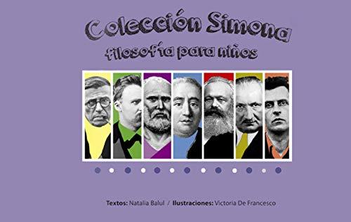 Coleccion Simona: Filosofía para niños eBook: Balul, Natalia , De ...