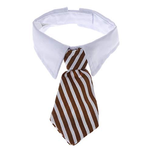Exing Zubehör für Fotografie Halskette Krawatten gestreift Schöne Krawatte Baby Kostüm Zubehör Modezubehör Cosplay Einheitsgröße ()