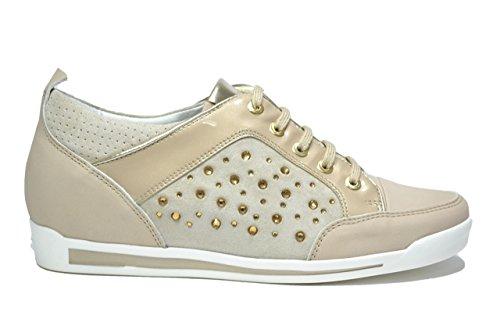 Melluso Sneakers scarpe donna papiro 09280 39