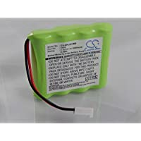 vhbw NiMH Akku 2000mAh (4.8V) für Medizintechnik Delphi 9-2100, 9-2200-001, 9-2200-500, Optional Thermal Printer... preisvergleich bei billige-tabletten.eu