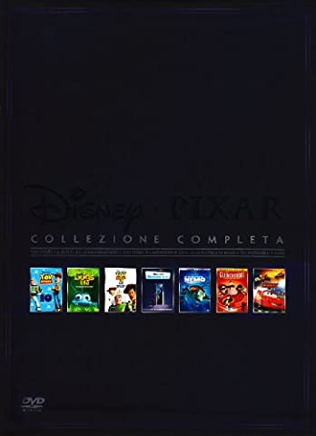 Disney - Pixar - Complete Collection [Import