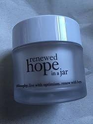 2*Philosophy Renewed Hope in A Jar Moisturizer . 5oz New Jar, total 1oz