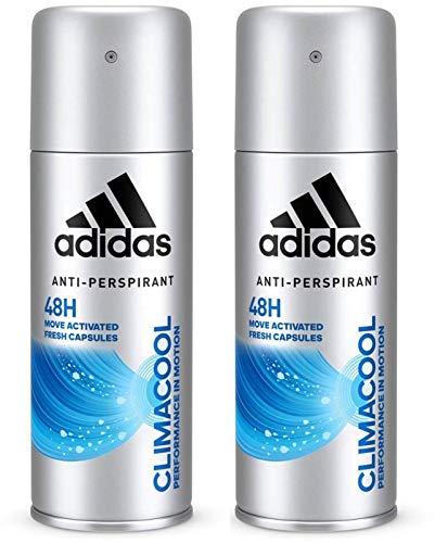 adidas Climacool Deospray - Antitranspirant Deo mit frischem Duft und langanhaltendem Schutz vor Schweiß - pH-hautfreundlich - 1 x 250 ml - Adidas Deo-antitranspirant
