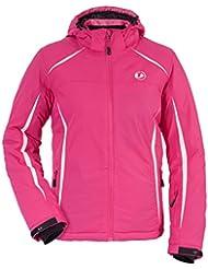 Ultrasport, giacca funzionale alpinisimo Outdoor da donna Mayrhofen con Ultraflow 10.000, Rosa, M