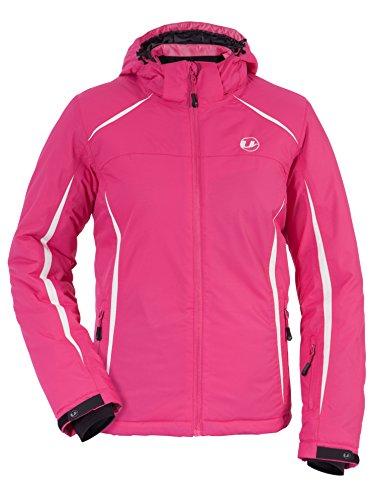 Ultrasport Damen Skijacke Mayrhofen, Pink, M, 10044-8 -