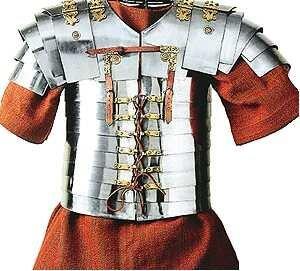 dragonreborn Volle Größe römischen Lorica Segmentata Armour (Spartacus)