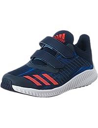 sports shoes f2061 bf7de adidas Unisex-Kinder Fortarun Cf K Turnschuhe, Blau (Marunirojbasftwbla