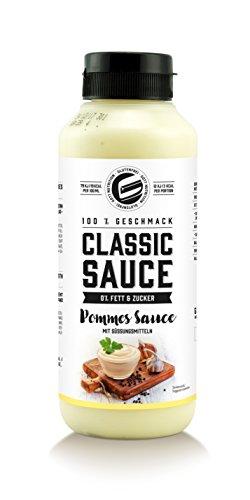 Got7 Classic Sauce Soße Salatsoße Grillsoße Perfekt Zur Diät Abnehmen Fitness Bodybuilding 265ml (Yonnaise)
