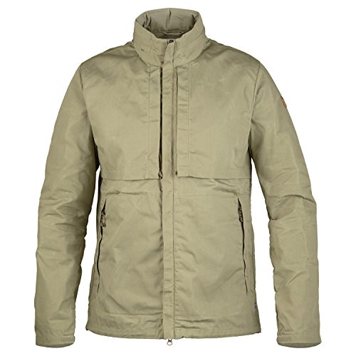 FjallRaven Veste casual Travellers Jacket savana dark beige 235