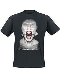 American Horror Story Key T-Shirt nero