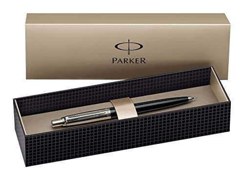 Parker Jotter   Lápiz portaminas con caja, color negro