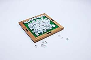 Vintage Mahjong Set Dollhouse miniature