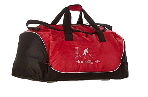 Tasche Jumbo QS88 rot Inline Hockey