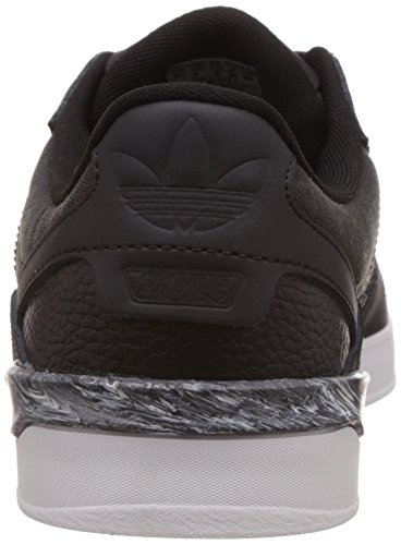 adidas ZX Vulc Core Black White Black