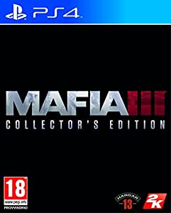 Mafia III - Collector's Edition - PlayStation 4