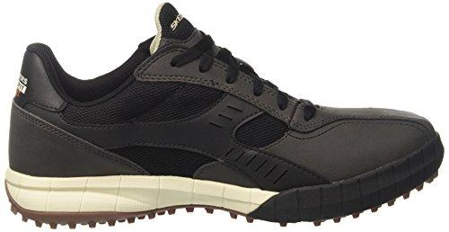 Skechers Floater 2.0, Sneaker Uomo Nero (Black)