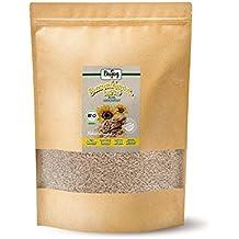 Semillas de Girasol peladas Ecologico | Semillas para mezclas de ensaladas y postres, para horneado