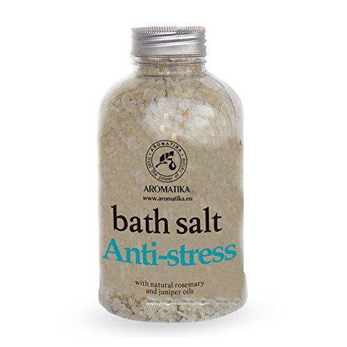 Sales Baño Anti Estrés 600g   Poseen Propiedades