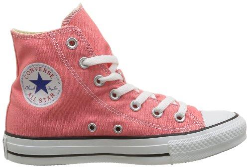 Converse Ctas Core Hi, Baskets mode mixte adulte Rose (Rose Carnaval)