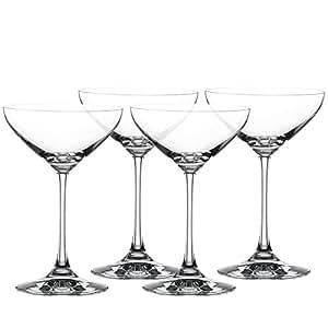 spiegelau nachtmann 4 teiliges cocktailschalen set champagnerschlae coupette glas. Black Bedroom Furniture Sets. Home Design Ideas