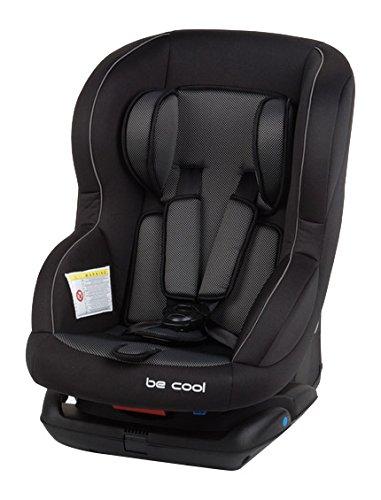 Be Cool seggiolino auto Box nero gruppo 0/1