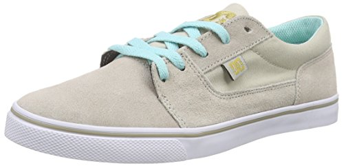 DC Shoes Tonik W J Shoe, Sneakers basses femme beige (Beige - Beige (TA1))