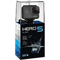 GoPro HERO5 Black Action Kamera (12 Megapixel) schwarz/grau