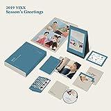Jellyfish Entertainment VIXX - 2019 VIXX Season's Greetings Calendar+Diary+On Pack Poster+Extra Photocards Set