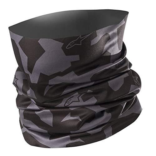 Alpinestars camo scaldacollo, nero/grigio, taglia unica