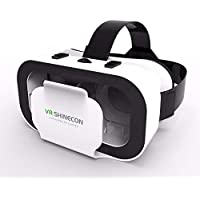 OverTop VR Shinecon Headbrand - Gafas de realidad virtual 3D para smartphones de 4,7 a 6,0 pulgadas