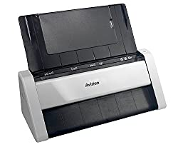 Avision FF-1308S Scanner schwarz/weiß
