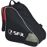 SFR BAG004 - Funda para patines de ruedas, color negro