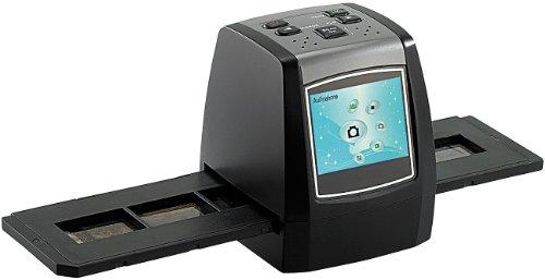 Somikon Komfortabler Dia- & Negativ-Scanner mit TFT & SD-Slot